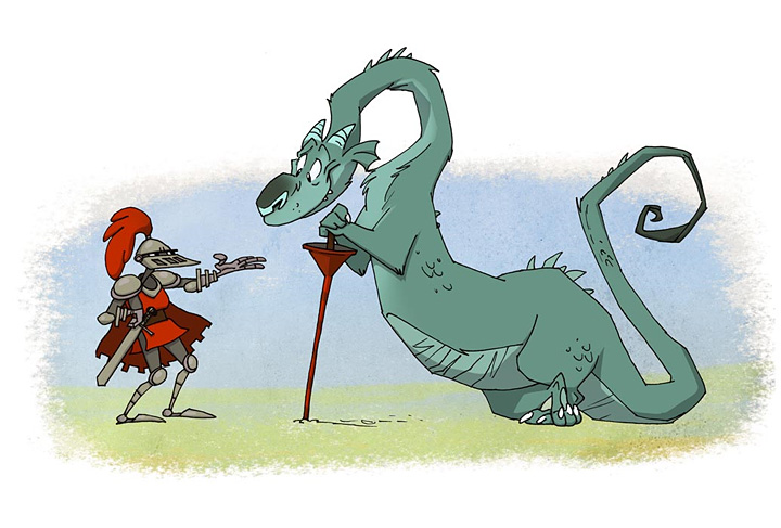 Reluctant Dragon Disney. quot;Reluctant Dragonquot; Ragnar X: