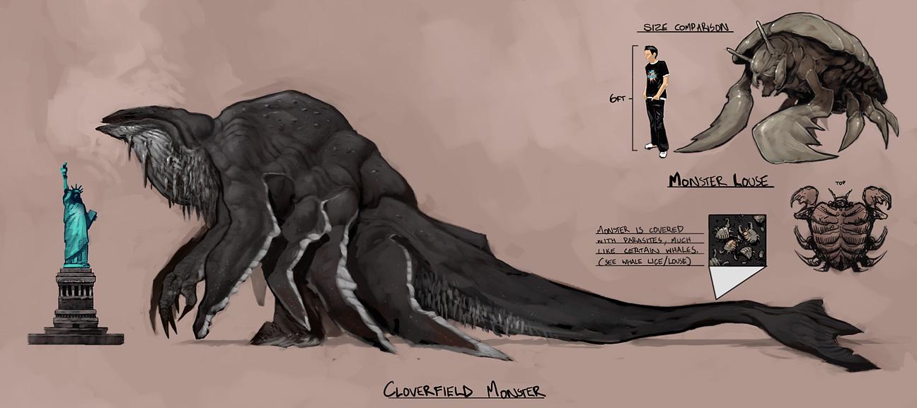 Great, Big Movie Monster Brawl - Round 2: 'Cloverfield' Vs ...